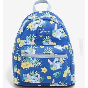 New Stitch Loungefly Mini Backpack